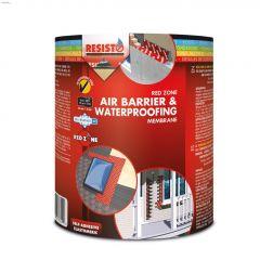 "Red Zone Pro 6"" x 50' Waterproofing Membrane"