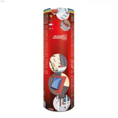 "Red Zone Pro 18"" x 50' Waterproofing Membrane"