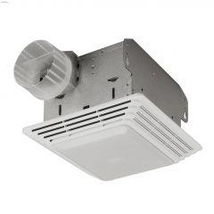 70 CFM 2.0 Sones Bathroom/Ventilation Fan