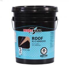 Resistoseal 18.9 L Black NIS Roofing Felt Adhesive