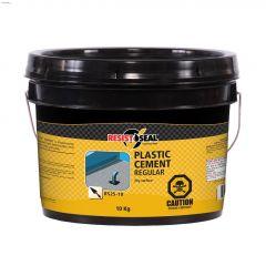 Resistoseal RS25-10 10 kg Black Plastic Cement