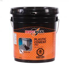 Resistoseal RS35-20 20 kg Black Plastic Cement