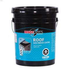 Resistoseal 18.9 L Black Non Fibrous Coating