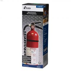 5.5 lb Red Fire Extinguisher