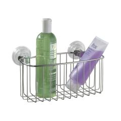 Reo Power Lock Silver Suction Basket