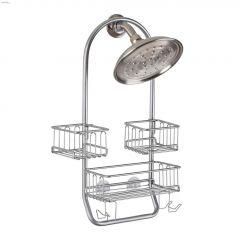 Classico Silver Swing Shower Caddy