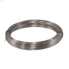 12 Gauge x 100' Galvanized Solid Wire