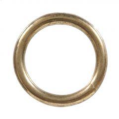 "3/8"" x 6"" Zinc Plated Eye Bolt Hitching Ring"