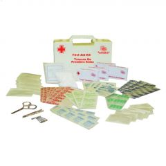 Workhorse 114 Piece Components First Aid Kit