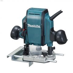 1-1/4 HP Fixed Speed Plunge Router