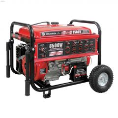 8500 Watt Gasoline Generator With Wheel Kit