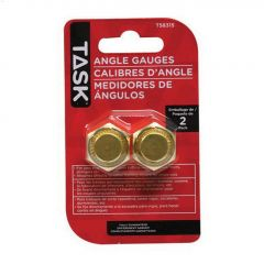 Solid Brass Angle Gauge