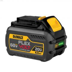 FLEXVOLT 20/60V 6 A/hr Battery-2/Pack (Dual)
