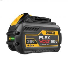 FLEXVOLT 20/60V 6 A/hr At 20V 2 A/hr At 60V Battery