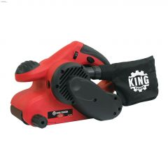 "3"" x 21"" PVC Red Variable Speed Belt Sander"