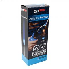 2-Piece Self-Lighting Propane Torch Kit