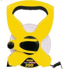 """200' x 1/2"""" Fiberglass Long Tape Measure"""