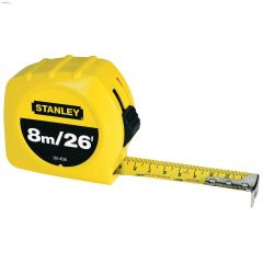 "1"" x 26' Tape Measure"