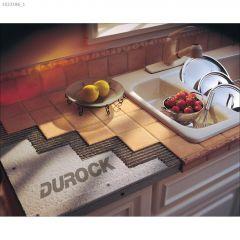 "Durock 8' x 4' x 5/8"" Cement Board"
