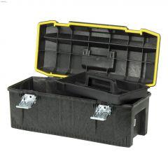 "FatMax 28"" Yellow/Black Structural Foam Toolbox"