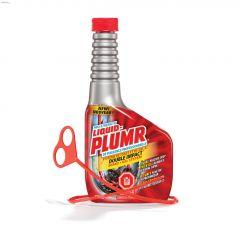 Liquid-Plumr 532 mL Snake + Gel System Clog Remover