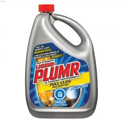 Liquid-Plumr Full Clog Destroyer 2.37 L Clog Remover
