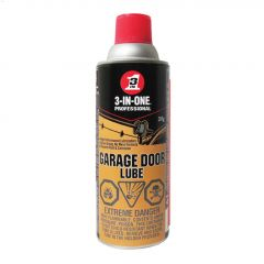 3-In-1 311 g Aerosol Can Garage Door Lube