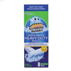 Scrubbing Bubbles Fresh Brush Toilet Brush Refill