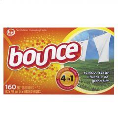 Bounce 160 Fabric Softener Sheet