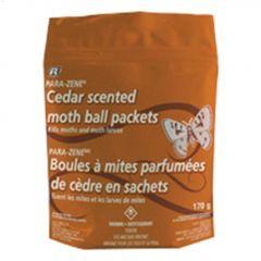 Para-Zene Cedar Moth Balls