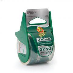 "1.88"" x 22.2 yd Clear EZ Start Packaging Tape"