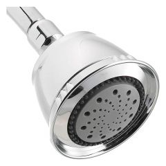 Victorian 5-Setting Chrome Shower Head