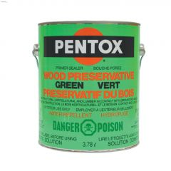 3.78 L Green Pentox\u00ae Wood Preservative