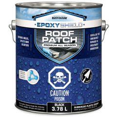 Epoxyshield 3.78 L Black Repair Roof Patch