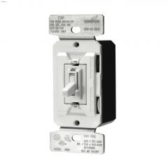 Light Almond/White/Ivory Toggle Dimmer 120V 1P/3W