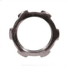 "2"" Steel Rigid Locknut-2/Pack"