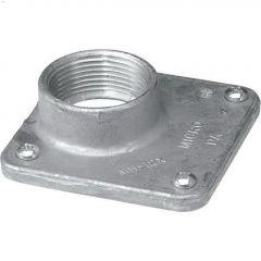 """1-1/4"""" Aluminum Threaded Meter Socket Hub"""