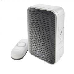 250' Portable Wireless Doorbell & Push Button