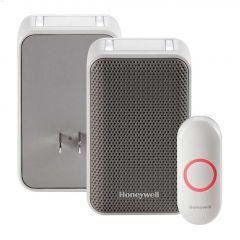 250' Wireless Doorbell With Strobe Light & Push Button