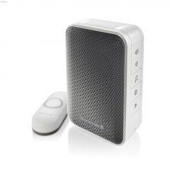 3 Series Wireless Doorbell With Strobe Light & Push Button
