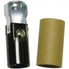 Brown Candelabra Base Socket