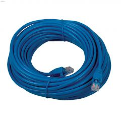 50' Blue CAT5E Ethernet Cable