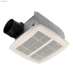 80 CFM 2.0 Sones Bathroom/Ventilation Fan