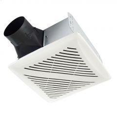 70 CFM 0.8 Sones Bath & Ventilation Fan