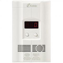 120VAC Plug-In CO & Propane/Natural Gas Alarm