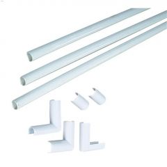 """35-1/2"""" Rounded Wire Cover Kit"""