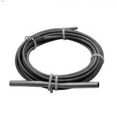 "1/4"" x 25' Hi-Tensile Spring Wire Drain Auger"