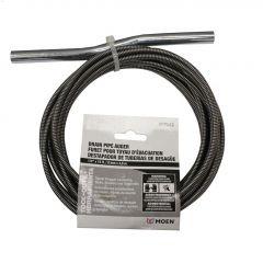 """1/4"""" x 15' Galvanized Spring Wire Drain Auger"""