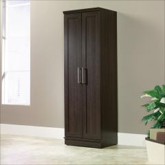 "HomePlus 23-1/4"" Dakota Oak Wood Storage Cabinet"