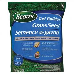 Turf Builder 1 kg Grass Seed All Purpose Mix